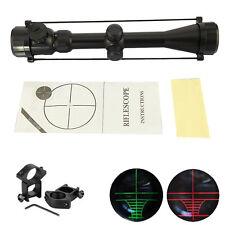 Luftgewehre Luftgewehr und Armbrust Zielfernrohr 3-9x40EG mit Riflescope Montage