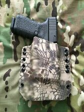 Kryptek Highlander Kydex Glock 19 GEN5 Surefire X300 Vampire PIC