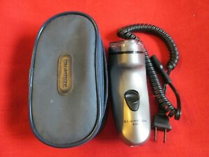 Remington Electric Razor Silver R835 Rotary Shaver Floating Heads, Trimmer, Case