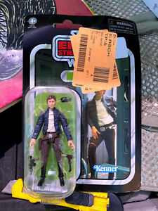 Star Wars Vintage Collection The Empire Strikes Back Han Solo Bespin.
