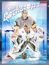 2017-18 Topps SKATE DIGITAL CARD 35cc AWARD BACKSTOPS MARC-ANDRE FLEURY Vegas GK