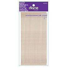 Diane Wooden Manicure Sticks #D993N- 4 pack