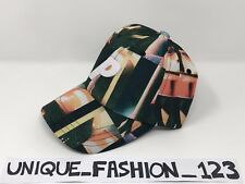 PALACE SKATEBOARDS FW16 6 PANEL P CAMP HAT CAP ULTIMO MULTI PRINT CURVED PEAK