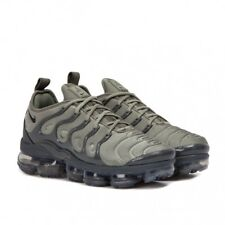 buy online 9f6d6 aa957 NIKE AIR VAPORMAX PLUS AT5681-001 DARK STUCCO DARK GREY ANTHRACITE WHITE SZ  9.5