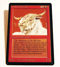 Vintage Magic Beta Hurloon Minotaur-Very good condition
