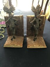 Moose Bookends Natures characters, they have their hands on their hips! Cute!