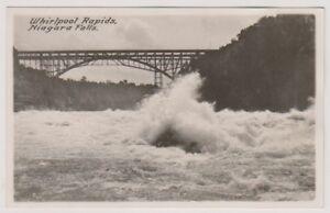 Canada postcard - Whirlpool Rapids, Niagara Falls (A193)