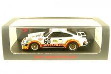 Spark S4751 Porsche 934 le Mans 1977 Echelle 1 43 Blanc