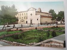 CARTOLINA - SAN NICANDRO GARGANICO (FG) - IL CONVENTO