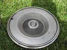 """1972 FORD MERCURY Montego OEM FACTORY HUBCAPS for 14"""" wheels"""