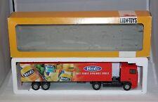 Lion Toys Daf 95 semi-remorque  Jus de Fruits Hero Near mint/ boite ! (# A14b)