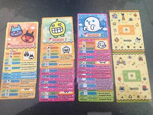Rare Tamagotchi Cards