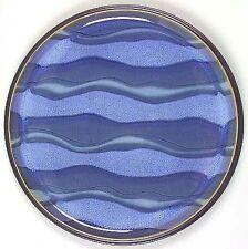 Denby Blue Jetty Water  Round Platter