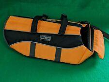 Outward Hound Dog Life Jacket / Vest - Orange Size M (30-50 lb Dog)