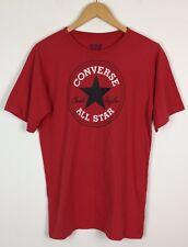 Converse All Star Chuck Taylor T Shirt Top Retro Sport UK XS