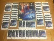 Panini Champions League 2010 2011 - Rare New Empty Album & 50 x Unopened Packets