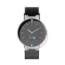 2 x nouveau clair lcd protecteur d'écran film feuille pour Alcatel One Touch watch