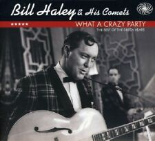 Bill Haley & His Comets What A Crazy Party 2-CD NEW SEALED Rock Around The Clock