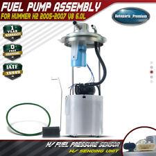 Fuel Pump Module Assembly for Hummer H2 04-07 V8 6.0L W/Pressure Sensor  E3689M