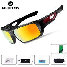ROCKBROS CF352 Bike Bicycle Cycling Polarized Sunglasses Eyewear Goggles Glasses