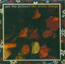PRETTY THINGS Get The Picture? ENHANCED CD MINT SEALED GARAGE ROCK JIMMY PAGE