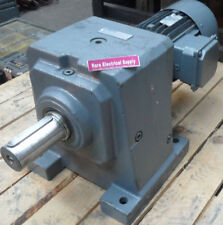 NEW Brown Pestell 0.75kW 3-Phase Gearbox 40RPM Drive Electric Motor 1HP 1410RPM