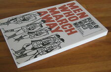Men Who March Away : Poems of The First World War  Edited by I M Parsons UNread!