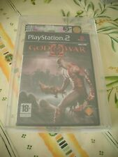 >> VGA 85+ GOD OF WAR II 2 PLAYSTATION 2 PS2 PAL FRENCH NEW FACTORY SEALED! <<