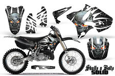 YAMAHA YZ125 YZ250 2 STROKE 2002-2014 GRAPHICS KIT CREATORX DECALS SNBSDWS