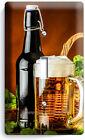 BEER MUG GREEN HOPS BASKET LIGHT SWITCH OUTLET WALL PLATE KITCHEN DINER HD DECOR