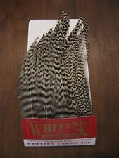 Fly Tying-Whiting Farms Bugger Pack Grizzly