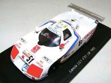 Artículos de automodelismo y aeromodelismo color principal blanco Lancia escala 1:43