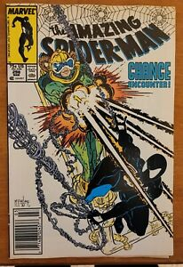 AMAZING SPIDER-MAN # 298 - (VF+) -MCFARLANE- 1ST VENOM APP/CHANCE ENCOUNTER