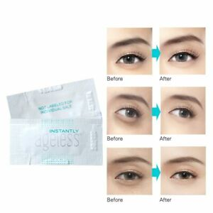 50pc Sachets Instantly Ageless Anti-Aging Cream Wrinkle Face Remove Lift Eye Bag