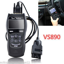 2016 New VS890 Car Fault Code Reader OBD2 Scanner Diagnostic Tool Multi-language