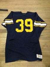 Vintage Russell Athletic Michigan Wolverines 70s Football Jersey