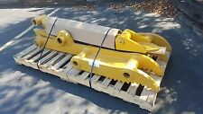 "New 36"" x 84"" Heavy Duty Hydraulic Thumb for Backhoes"