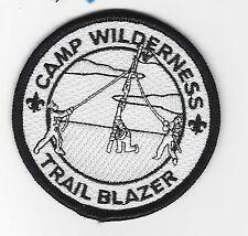 BOY SCOUT  CAMP WILDERNESS  TRAIL BLAZER PP  NORTHERN LIGHTS CNCL        ND