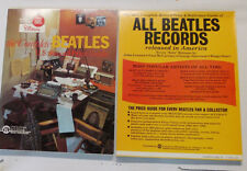 THE COMPLETE BEATLES, U.S. Records Price Guide (First Edition1983) NEW OLD STOCK