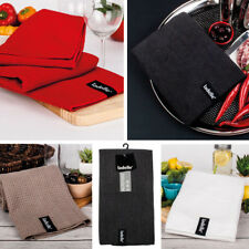 Microfibre Glass Cloth Tea Towels by Ladelle | Super absorbent and lint free