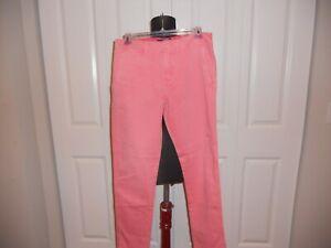 Las Mejores Ofertas En Pantalones Polo Ralph Lauren Rosa Para Mujeres Ebay