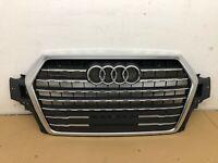 2017-2019 Audi Q7 Front Bumper Grille Grill OEM 17 18 19