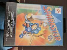 Sega Mega Drive Sparkster