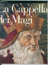 LA CAPPELLA DEI MAGI ELECTA 1993 PICTURE BOOK ARTE PITTURA