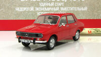 Dacia 1300 AutoLegends USSR 1969. Diecast Metal model 1:43. Deagostini. NEW