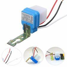 2x MINI Dämmerungssensor Dämmerungsschalter 12V 10A Lichtsensor twilight switch