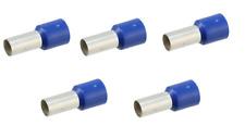 5pcs 8 Gauge Wire Ferrule Amplifier Power Ground 8 AWG Tin Copper Amp
