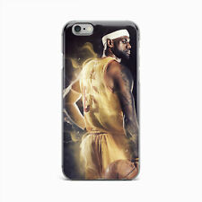 LeBron James New iPhone X XS Max XR Rubber Cover iPhone 6s 7 8 Plus Silicon Case