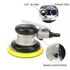"5""Pneumatic Polishing Machine Random Orbital Air Sander For Auto Body Car"