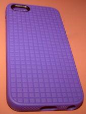 Speck PixelSkin HD high grade gel case for Apple iPhone 5/5s/SE, Purple, NEW